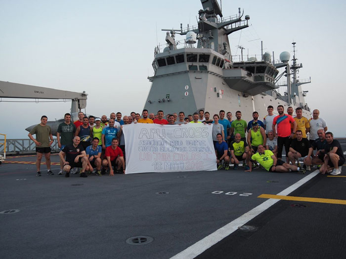Colaboración APU Buques de la Armada