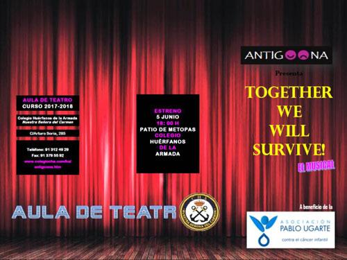 Obra de Teatro Antigoona-CHA 5 junio 2018