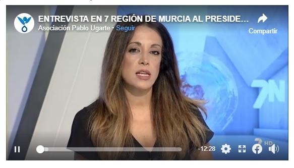 Entrevista en 7 Región de Murcia al presidente de la APU