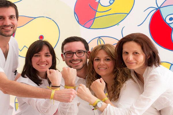 La Asociación Pablo Ugarte cumple 10 años luchando contra el cáncer infantil
