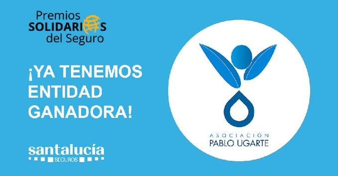 Premio Solidario de SANTALUCIA.